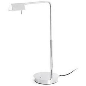 ACADEMY Lampe de table - Chrome - FARO