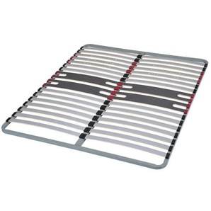 SEDAC Sommier OPTIZONES 160 x 200 - Cadre à lattes - 5 zones de confort