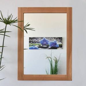 Miroir en teck Lazy 90 x 70 cm - WILDWATER