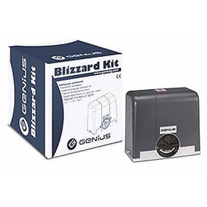 genius kit motorisation blizzard 400 enc 868 mhz 24v 104005