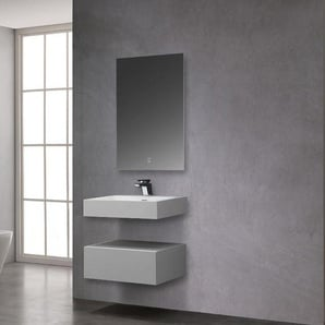 Meuble de salle de bain AVELLINO 600 - DISTRIBAIN