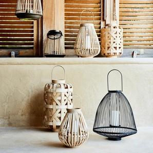 Lanterne en bambou H49cm