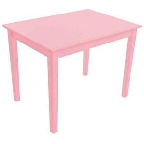 Kinderbunt Tim - Table d'Enfant - rose