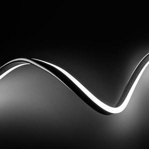 Gaine Néon LED Flexible 120 LED/m 220V AC Blanc Neutre 10m - 10m - LEDKIA
