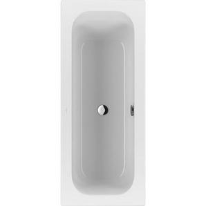 Baignoire Villeroy and Boch rectangle acrylique rectangle LOOP & Friends Square Duo, UBA180LFS2V 1800x800mm, carré forme intérieure, Coloris: blanc-alpin - UBA180LFS2V-01 - VILLEROY & BOCH