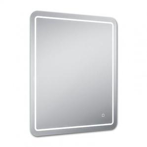 Miroir de salle de bains avec éclairage LED - 80 cm x 65 cm (HxL) - PRADEL