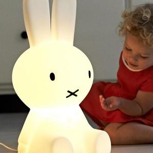 MIFFY-Lampe à poser LED Lapin H50cm Blanc Mr Maria