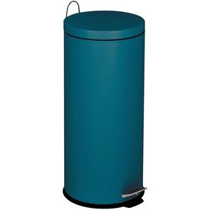 Poubelle à pédale 30L URBAN Bleu - KITCHEN MOVE