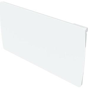 Cayenne Radiateur à inertie Fonte Verre Blanc LCD 2000W