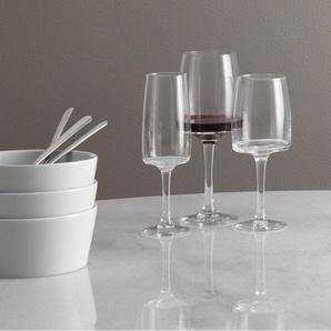 Essentials – Salem, lot de 4 grands verres à eau