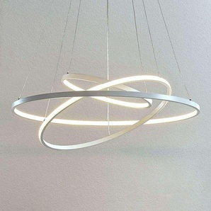 LED Suspension à intensité variable Ezana en métal pour salon & salle à manger - LAMPENWELT