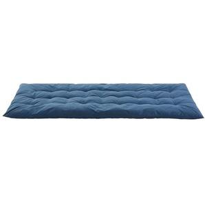 Matelas gaddiposh en coton bleu 90x190