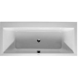 Baignoire Duravit Vero 1800 x 800 mm - avec pieds - Acrylique Blanc