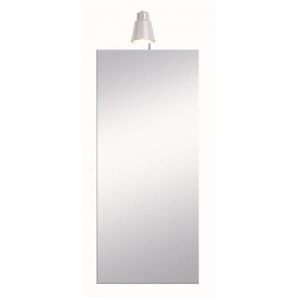 Armoire de toilette avec éclairage Fluocompacte - 80 cm x 35 cm (HxL) - PRADEL