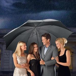 Parapluie XL de portier, unisexe, polyester