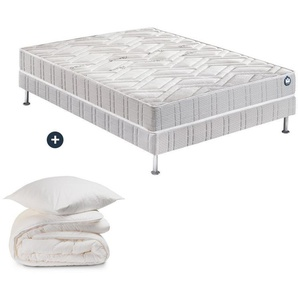 Pack Bultex Nano INOX - Prêt à dormir 160x200