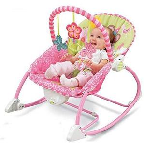 WY-Tong chaise bebe Bébé, chaise berçante, longue de chaise massage pliable pour enfants chaise multifonction électrique sway siège balançoire