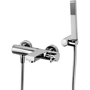 Mitigeur bain douche duplex Paffoni RINGO RIN024   Noir mat - RINGO