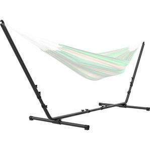 Support pour Hamac de Jardin Camping, Armature en Acier pour Hamac, avec sac de transport, Accessoires: Hamac non inclus - TODECO