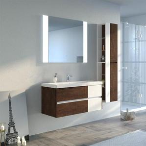 Meuble salle de bain AZAMARA 1000
