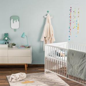 Tapis enfant Juno Gris 120x170 cm - Tapis pour chambre denfants/bébé