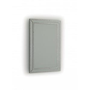 Miroir rectangulaire en verre RENAUD - L 120 x l 80 x H 1.9 - MA MAISON MES TENDANCES
