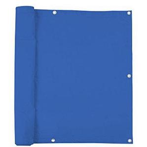 Jarolift Brise Vue pour Balcon imperméable à leau, Protection Contre Les Regards, pour Balcon 300 x 75 cm Bleu Azur