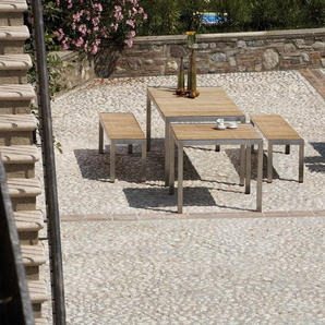 Jan Kurtz Table Luxury - Teck - rectangulaire 180 x 90 cm