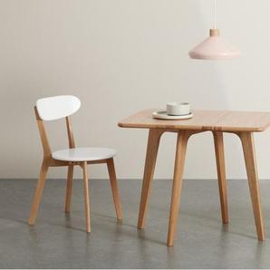 Fjord, table à rabats rectangulaire 2 à 4 personnes, chêne