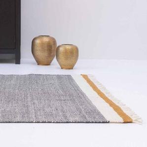 Tapis rectangulaire en laine