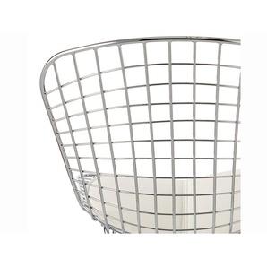 Chaise de bar Bertoia Wire