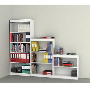 Sans marque Bibliothèque 2513/72BO 760 x 290 x 1860 mm