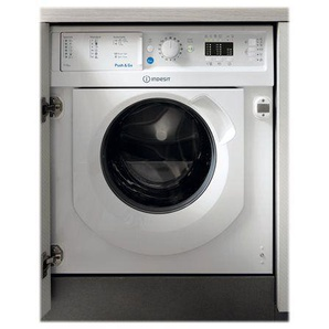 Indesit BI WDIL 75125 EU Machine à laver séchante Blanc - Chargement frontal