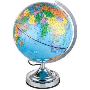 Lampe à poser Warin en forme de globe