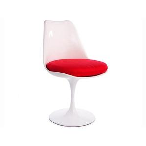 Table ovale Saarinen et 6 chaises
