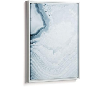 Kave Home - Tableaux Whish bleu