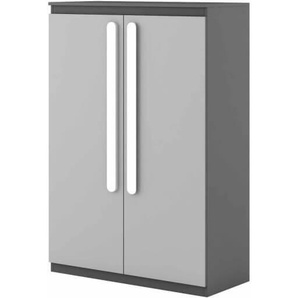 Petite armoire double Play - Blanc