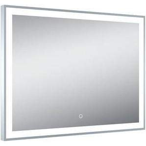 Miroir de salle de bains avec éclairage LED - Modèle Elegant Led - 60 cm x 80 cm (HxL) - PRADEL