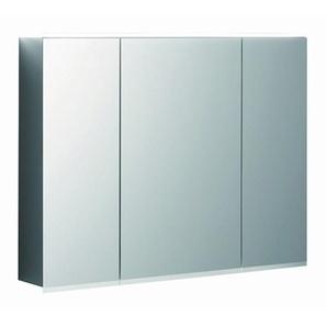 Sphinx Option armoire de toilette 90x70x15cm avec 3 portes blanc s8m15125520