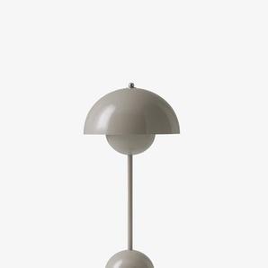 andTRADITION FlowerPot VP3 - Lampe de table - gris beige
