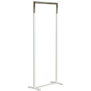 FROST Bukto - Portemanteau 60cm - blanc-or/PxHxP 62,8x150x30cm