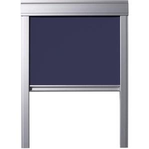 Store Occultant Itzala pour Fenêtres De Toit VELUX, U04, UK04, 804, 7, Bleu Foncé