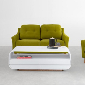 Rufus, un canapé 2 places, vert fougère