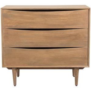 Commode Gute 3 tiroirs en bois