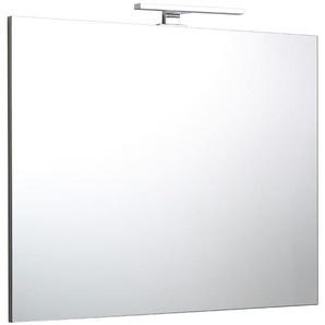 Miroir De Salle De Bains Réversible À Led Réversible 80X70 Cm - KIAMAMI VALENTINA