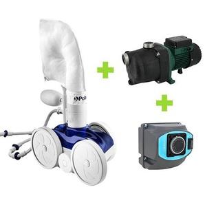Pack Polaris 280 - Eurocom SP + Coffret de Polaris - Robot piscine hydraulique
