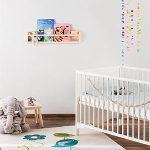 Tapis enfant Fantasia Bleu 140x200 cm - Tapis pour chambre denfants/bébé
