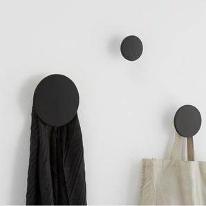 Apartment, porte-manteaux, noir mat