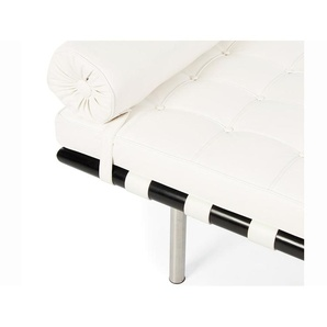 Daybed Barcelona 195 cm - Blanc