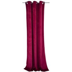 Rideau à œillets T-french velvet